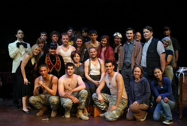 Cast and Crew of STIRRING THE POT