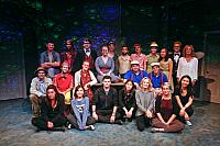 Cast and Crew of Comedies by David Ives