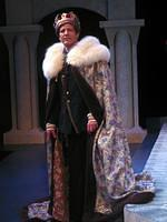 Fortinbras as king